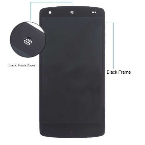 Screen Replacement with Frame for LG Nexus 5 D820 ...